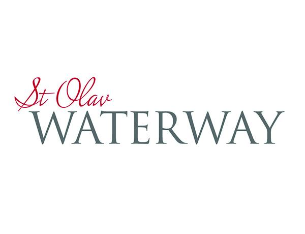 St Olav Waterway logo